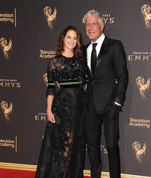 Asia Argento Shares a Sweet Photo with Anthony Bourdain Taken Days Before His Death