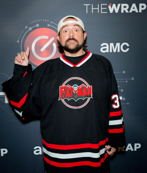 Kevin Smith Reveals Major Weight Loss After Heart Attack