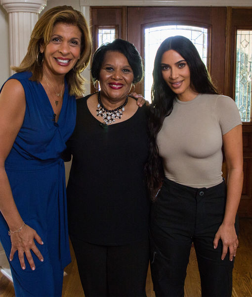Kim K on Helping Free Alice Johnson, Plus: The Funny Khloé Icebreaker She Used…