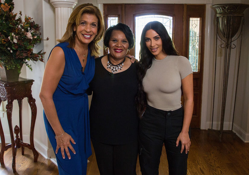 Kim K on Helping Free Alice Johnson, Plus: The Funny Khloé Icebreaker She Used with Trump