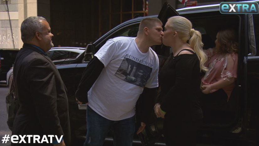 Mama June Kisses BF Geno, Plus: Is She Planning a Wedding?