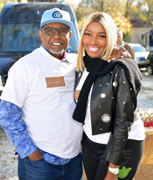 NeNe Leakes' Husband Gregg Diagnosed with Cancer