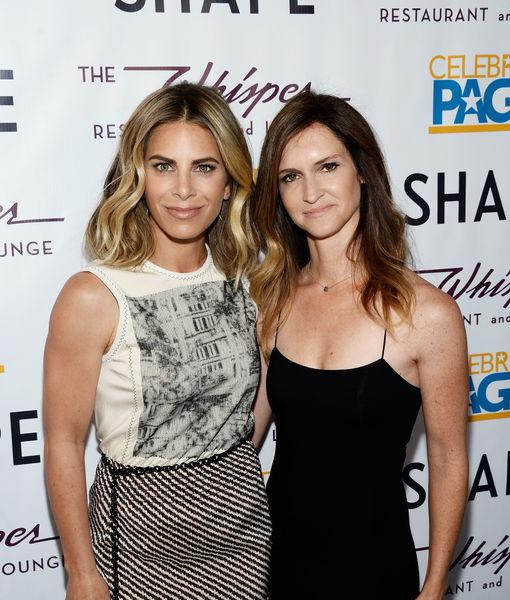 Jillian Michaels & Heidi Rhoades Split