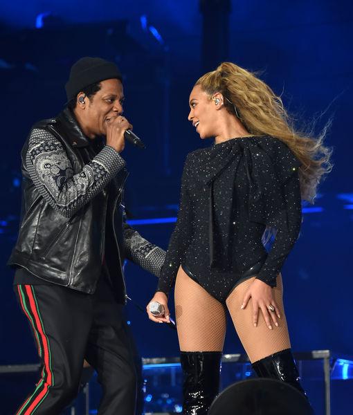 Beyoncé & JAY-Z Drop Joint Album