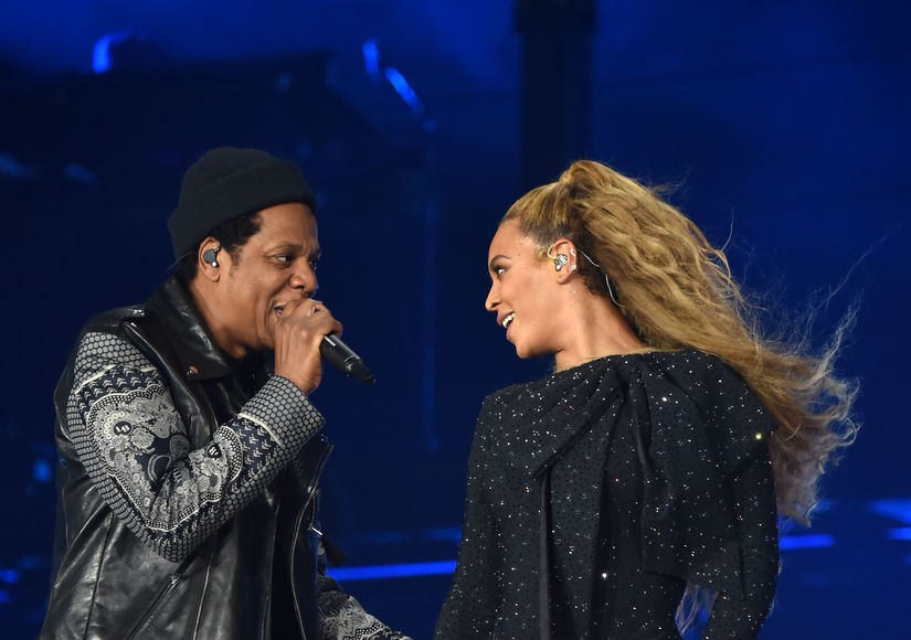 Beyoncé & JAY-Z Drop Joint Album