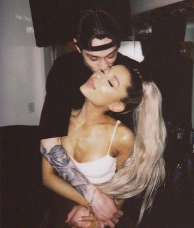 Ain't Love Grande? Ariana & Pete Do NYC