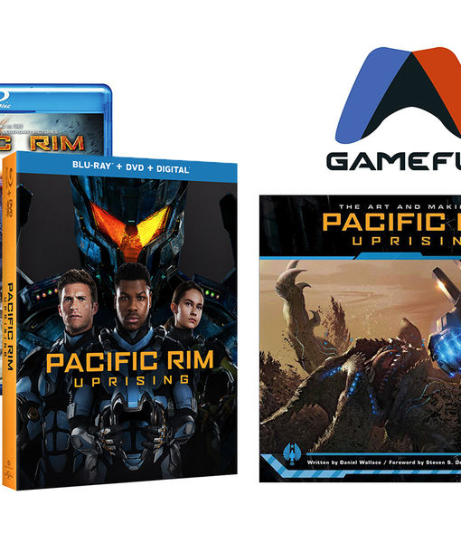Win It! A 'Pacific Rim Uprising' Prize Pack
