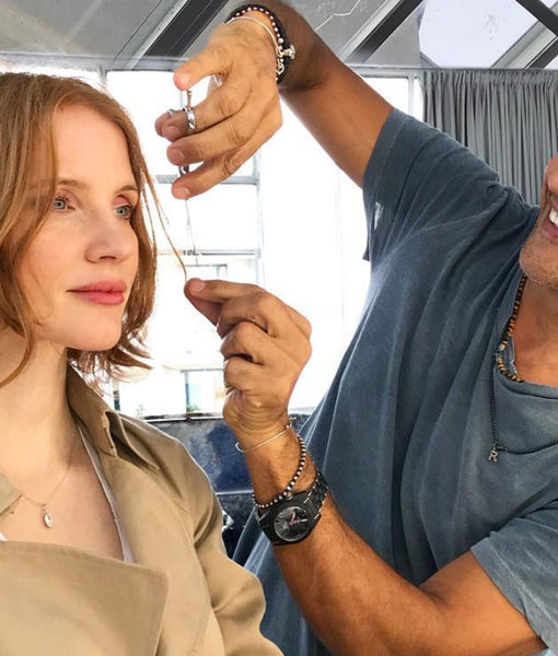 Chop, Chop! Check Out Jessica Chastain's Short New 'Do