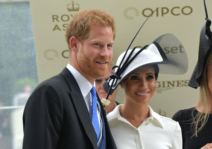Rumor Bust! Palace Never Confirmed Meghan Markle Pregnancy