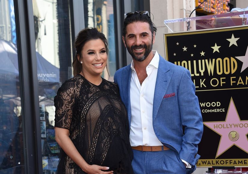 First Pic! Eva Longoria Welcomes Baby Boy with José Bastón