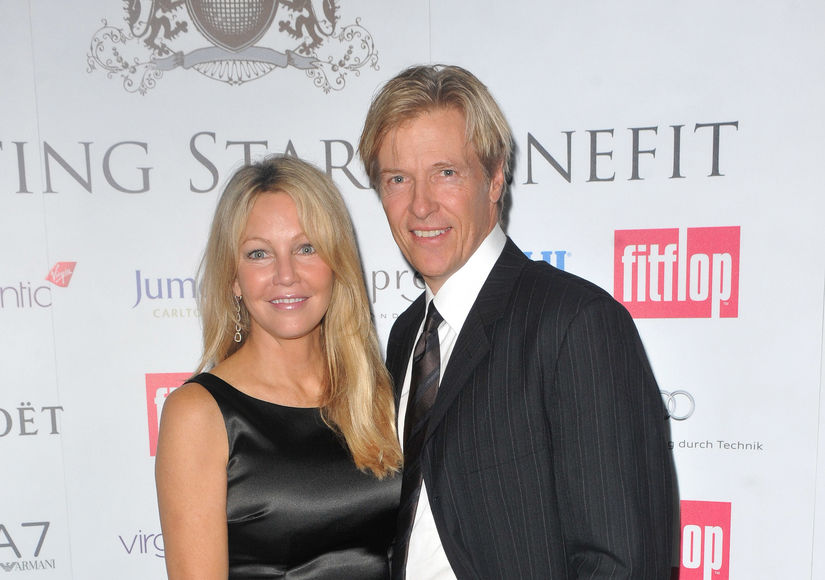 Jack Wagner Weighs In on His Ex, Heather Locklear