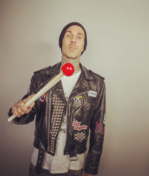Travis Barker Hospitalized