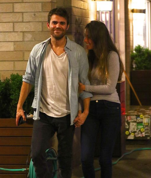 Paul Wesley Moves On After Phoebe Tonkin Split