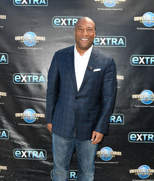 Byron Allen Talks '47 Meters Down' Sequel and More