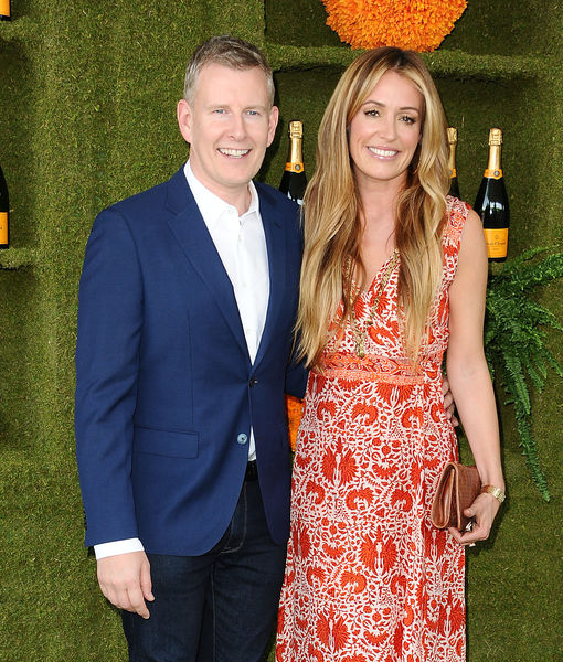 Baby #2! Cat Deeley & Patrick Kielty Welcome Baby Boy