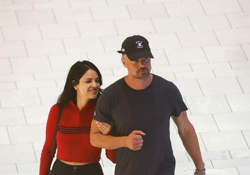 Pic of Josh Duhamel & Eiza Gonzalez's Public Date