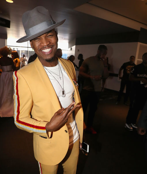 Ne-Yo Dishes on His Daddy Duties After Welcoming Baby #2