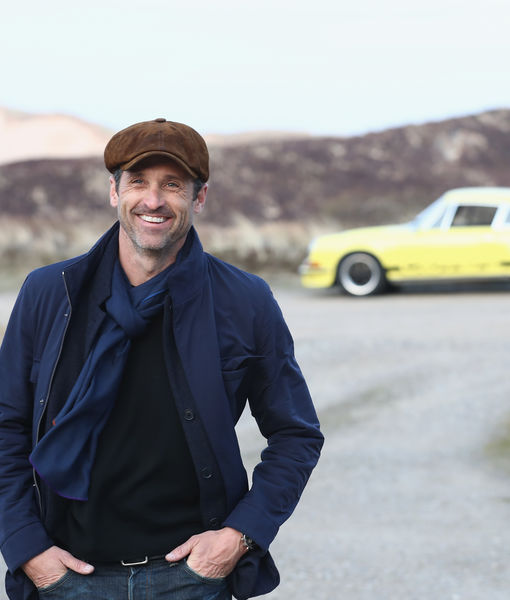 Patrick Dempsey Launches Clothing Collection with Bleusalt