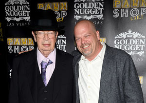 'Pawn Star' Richard Harrison Left One Son Out of Will