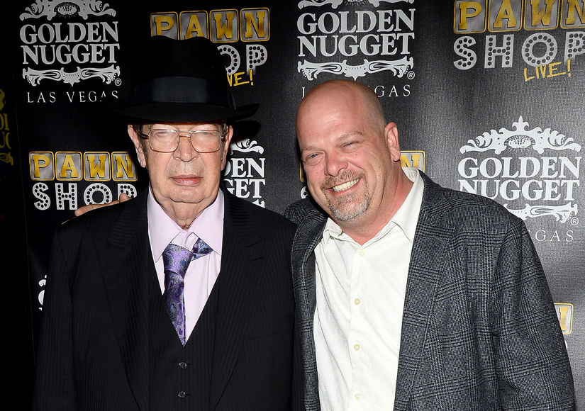 Richard Harrison of 'Pawn Stars' Dead at 77