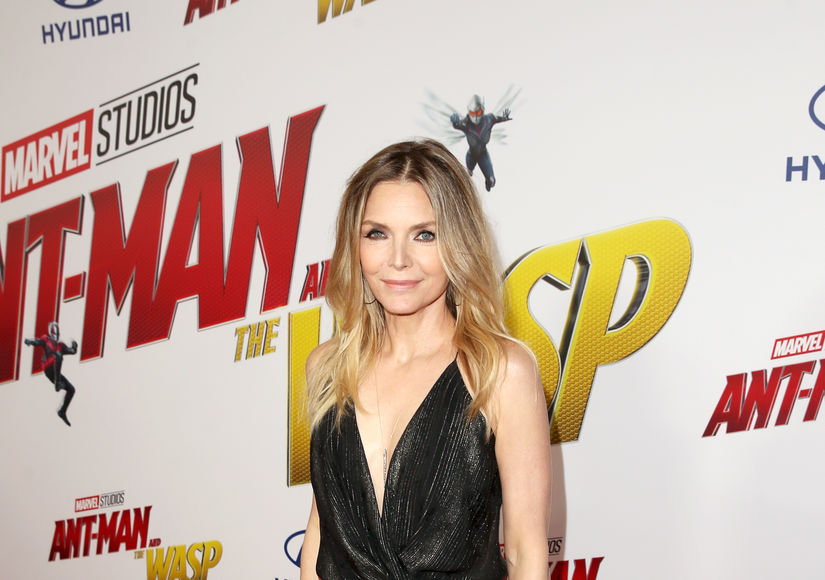 How Michelle Pfeiffer Avoids 'Big Little Lies' Spoilers, Plus: Is She Appearing on the Show?