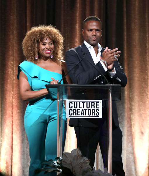 'Extra's' Tanika Ray & AJ Calloway Host as Culture Creators Honors 'Innovators & Leaders' at Awards Brunch