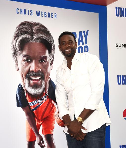 Chris Webber on Shaq's Super Revealing Role in 'Uncle Drew'