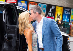 Christina El Moussa Smooches BF in NYC, Dishes on Him, Tarek and New 'Flip or…