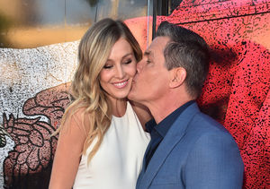 Josh Brolin on His Love Fest with Wife at 'Sicario' Premiere