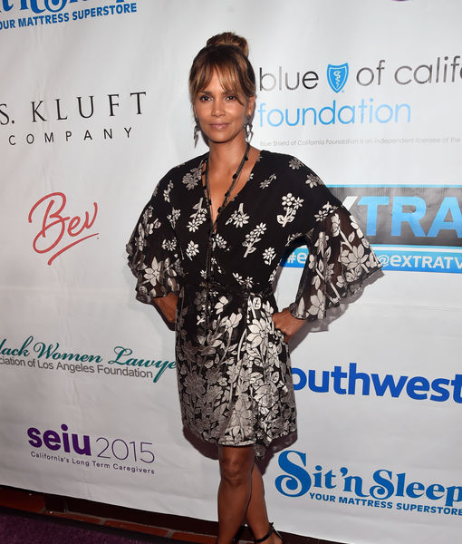 Halle Berry Talks Family Vacay with Kids, Plus: Her Stance on Social Media