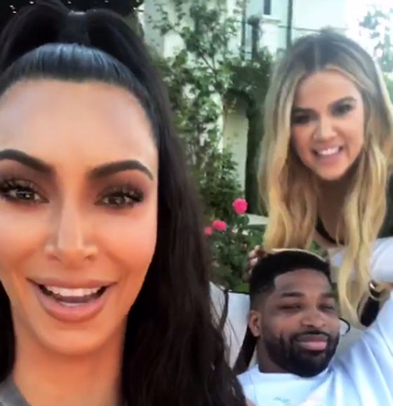All Is Forgiven? Kim Kardashian Begs Tristan Thompson to Unblock Her