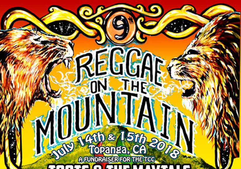 Check Out the Lineup for This Year's Reggae on the Mountain Festival in L.A.