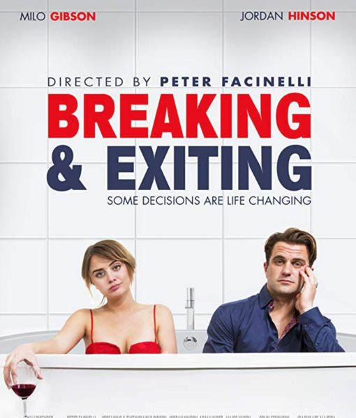 Watch the New Trailer for 'Breaking & Exiting' Starring Mel Gibson's Son…