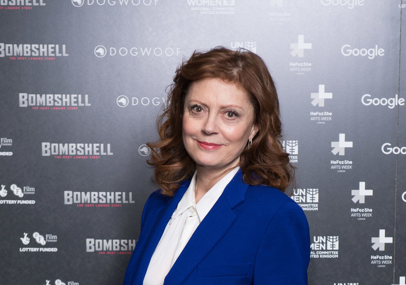 Susan Sarandon Reveals Graphic Injuries After Suffering Fall and Concussion