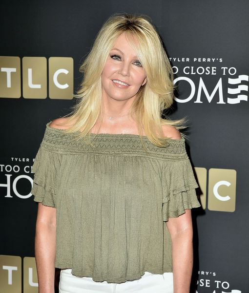 Heather Locklear to Enter Rehab