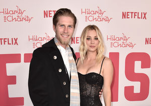 Kaley Cuoco & Karl Cook Got Married!