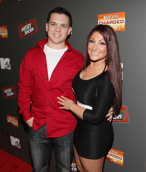 'Jersey Shore' Star Deena Cortese Is Pregnant!