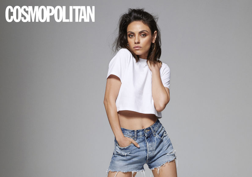 Mila Kunis Opens Up About the Pregnancy Rumor That Really Stressed Out Her…