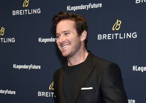 LOL! Armie Hammer Reveals His Trick When Telemarketers Call
