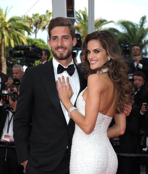 Izabel Goulart & Kevin Trapp Engaged – See Her Sparkling Ring!
