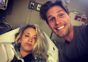 Poor Thing! Kaley Cuoco Undergoes Surgery After Wedding
