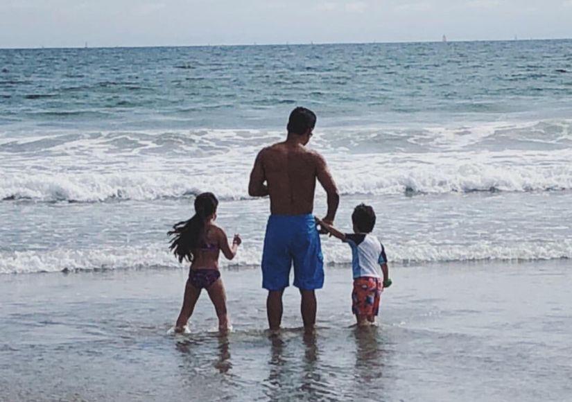 Go RVing! Mario Lopez Takes a Family Trip to San Diego