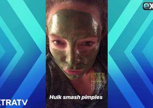 'Hulk Smash Pimples': Kate Hudson Shares Her New Beauty Secret