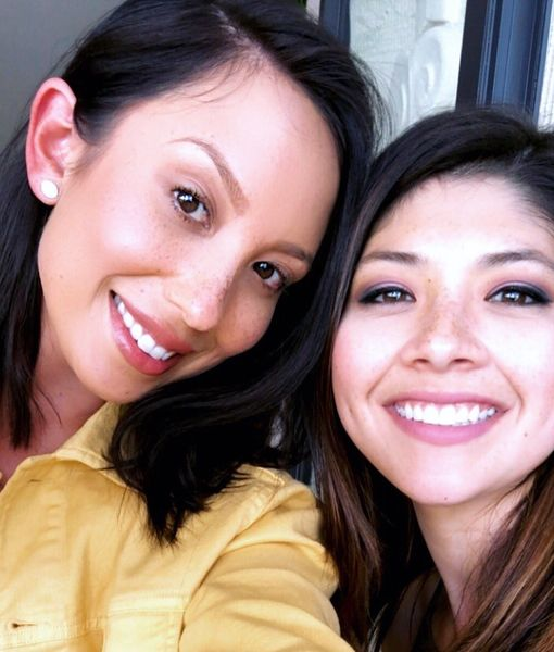 Cheryl Burke Meets Her Long-Lost Sister — See the Pic!
