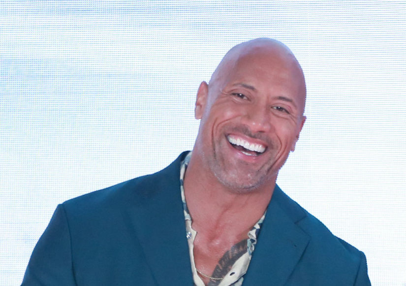 The Rock on His Latest Baby: 'My Game Is Strong!'