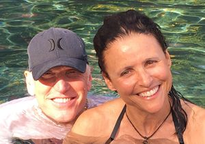 Vacay Pics! Julia Louis-Dreyfus Is Looking Healthy After Cancer Battle
