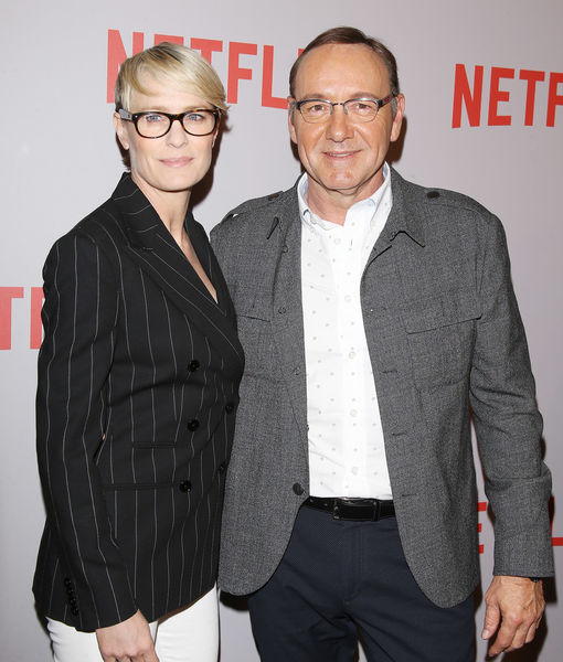 Robin Wright Breaks Her Silence on Kevin Spacey