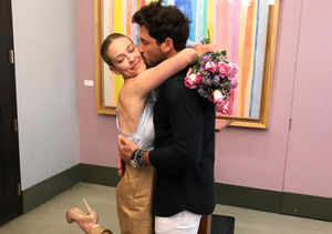 Maks & Peta Reveal They Actually Got Married at City Hall! Watch the Video