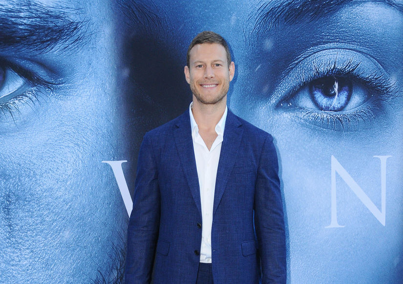 First Pics! Tom Hopper Welcomes Baby #2