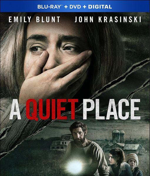 Win It! 'A Quiet Place' on Blu-ray, DVD & Digital